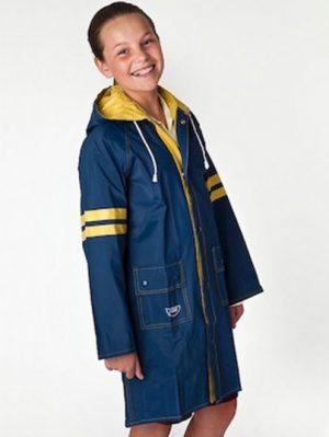 school supplies rain coat