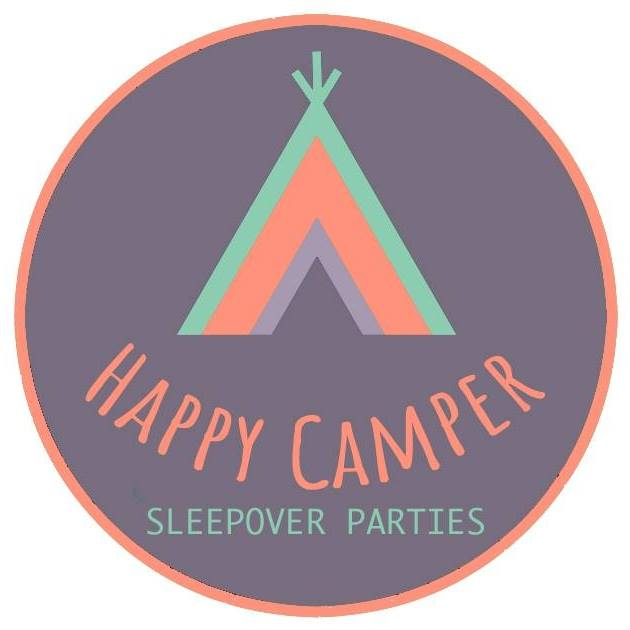 Happy Camper Sleepover Parties