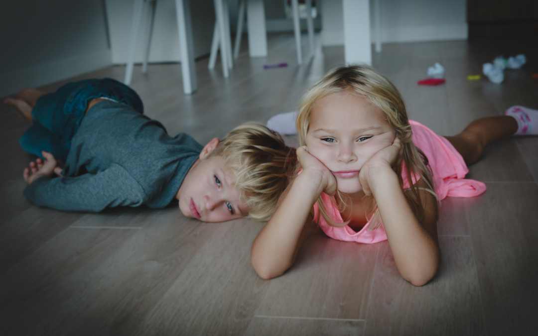 60 things to do with kids when they declare 'I'm Bored'