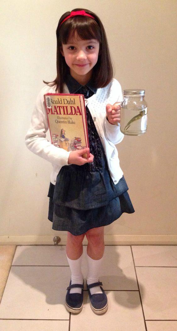 book week costume