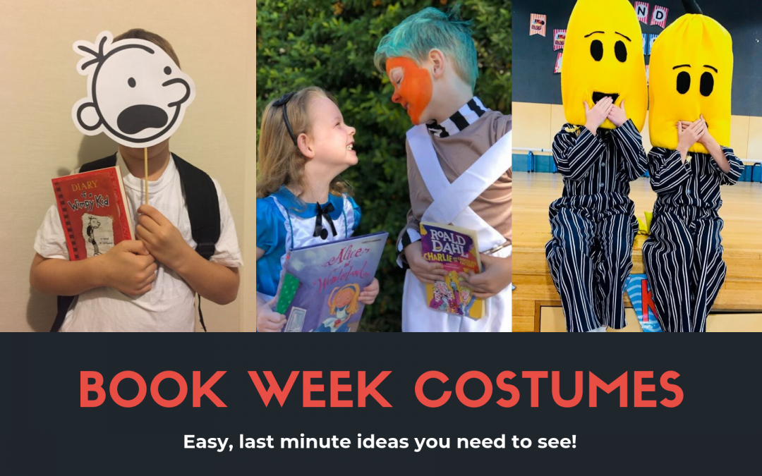 Easy Book Week Costumes That You Need To See
