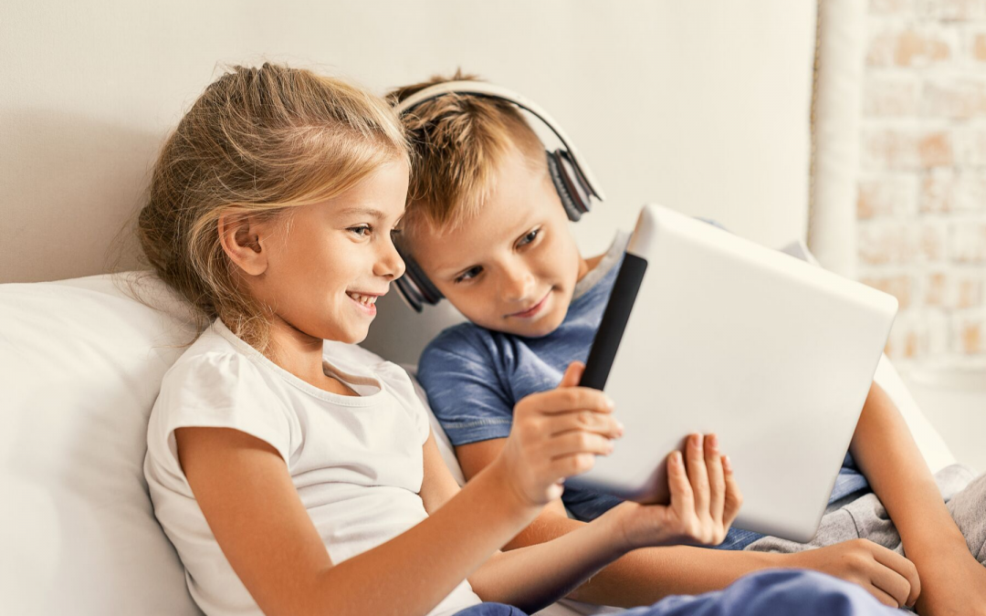 Raising Screenagers – How to Manage Your Kids' Screen Time