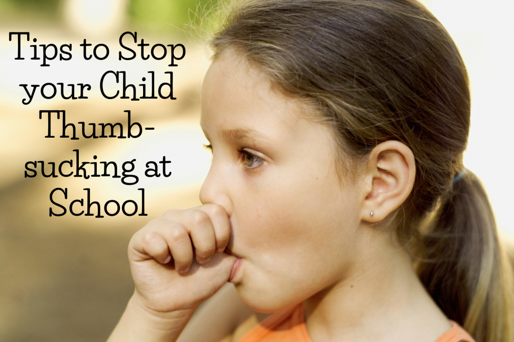 Thumb sucking prevention tips parents need to know