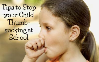 Thumb-sucking at School